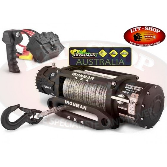 TREUIL IRONMAN MONSTER WINCH 9500LBS