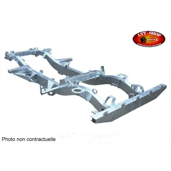 chassis galvanise defender 110 200tdi xd chassis