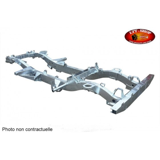chassis galvanise defender 110 300tdi xd chassis