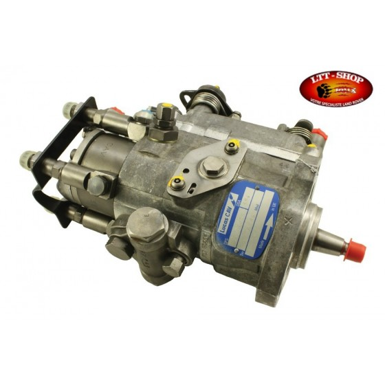 pompe d'injection land rover 2